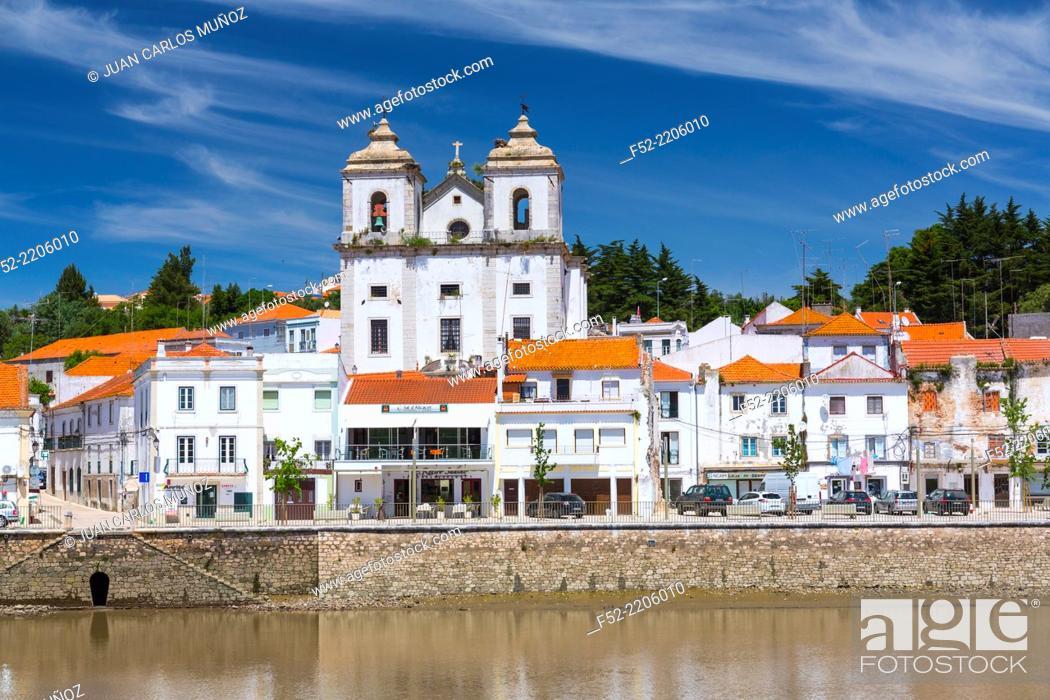 Stock Photo: Alcacer do Sal, Alentejo, Portugal, Europe.