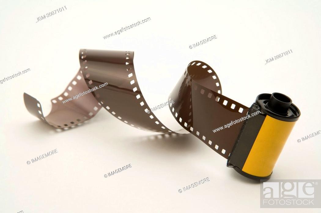 Stock Photo: Film Reel.