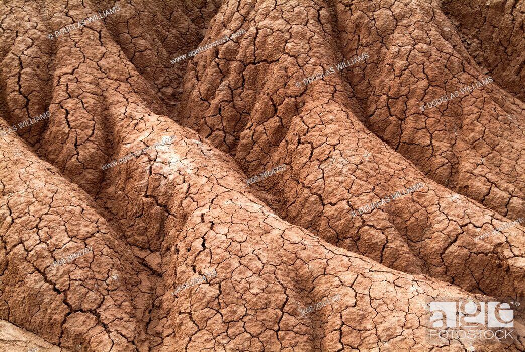 Imagen: Tatacoa Desert in Colombia, South America.
