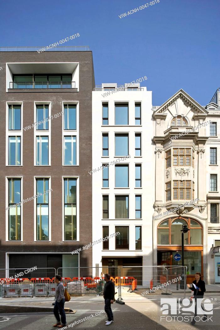 The 91,000 sq ft mixed use development - consisting of residential