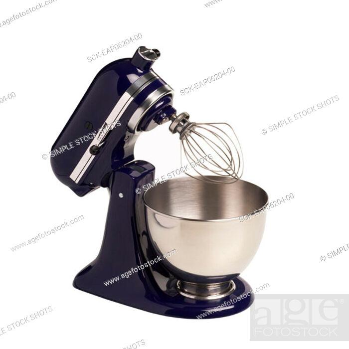 Stock Photo: mixer.