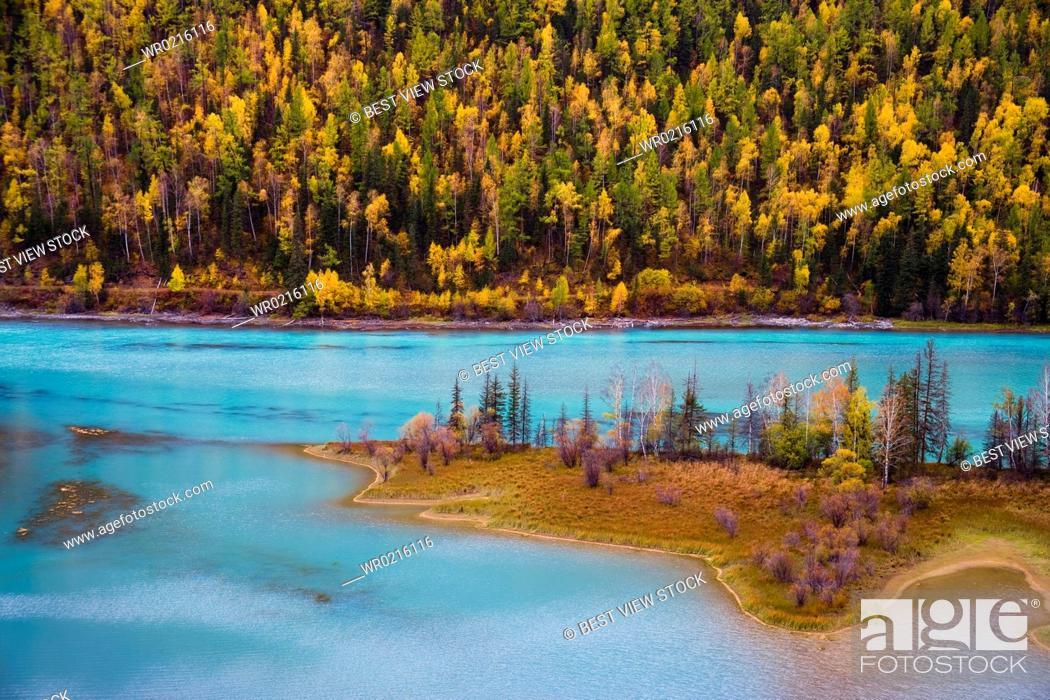 Imagen: Altay Xinjiang,Kanas,.