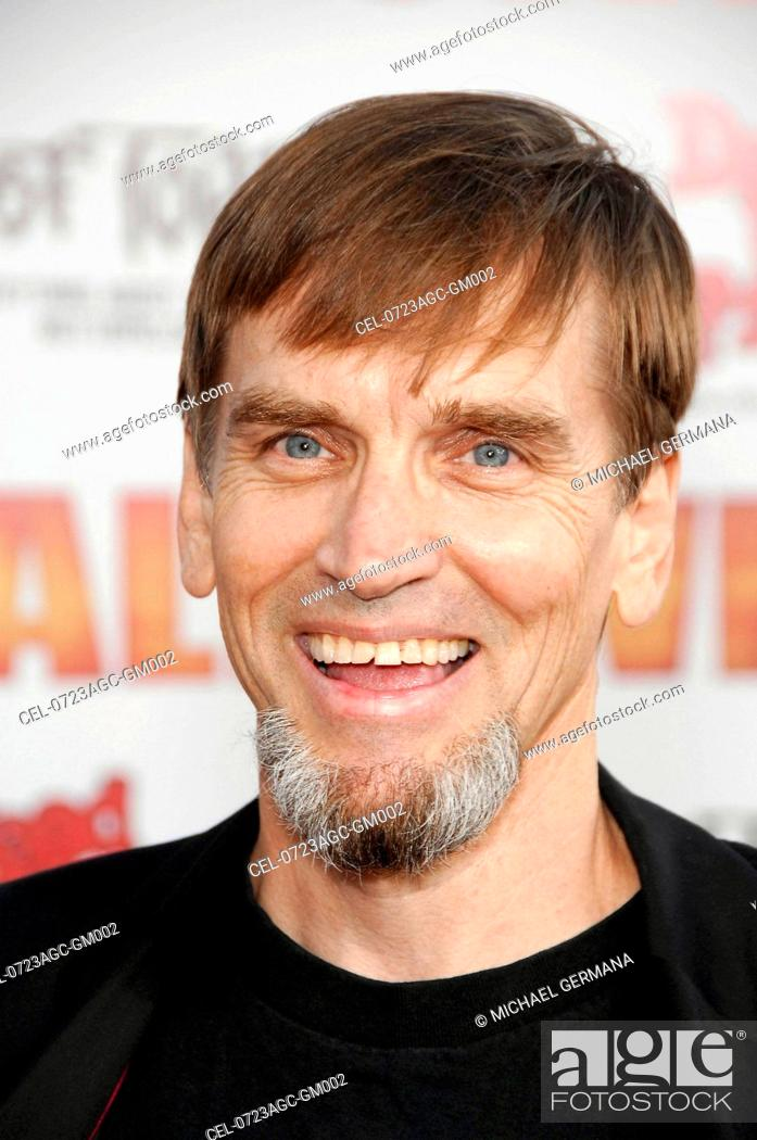 stock photo bill moseley at arrivals for premiere of rob zombies halloween graumans chinese theatre los angeles ca august 23 2007