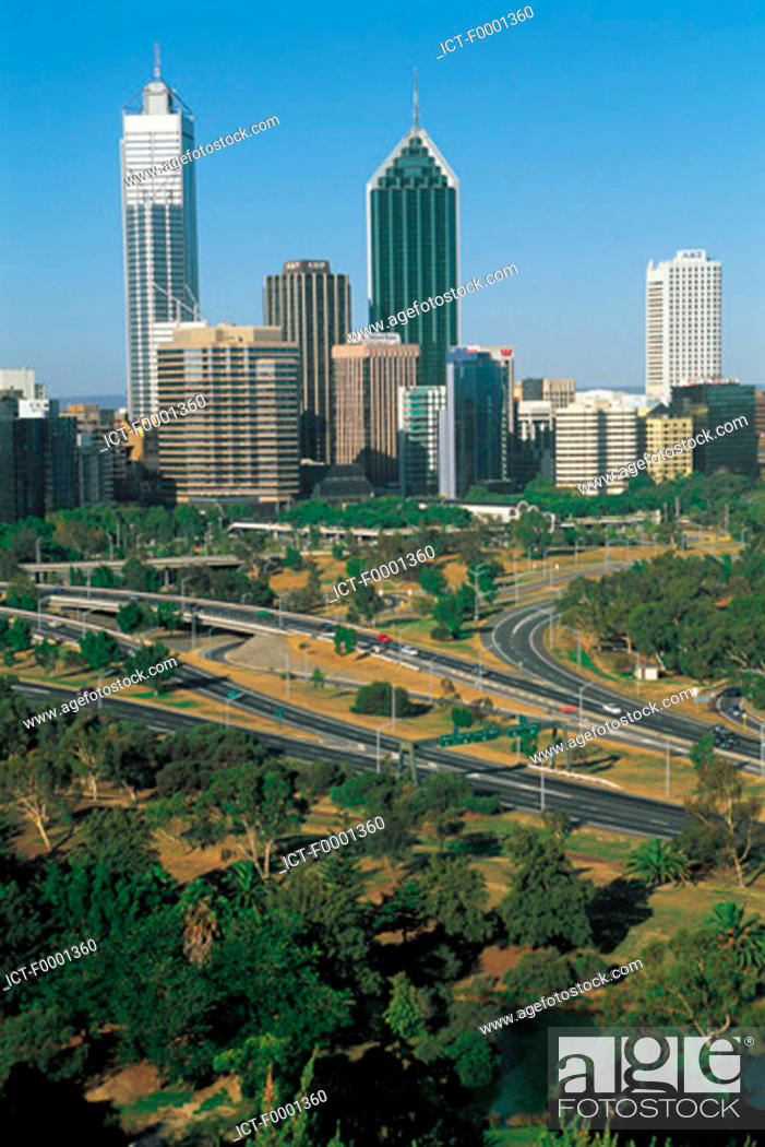 Stock Photo: Australia, Perth.