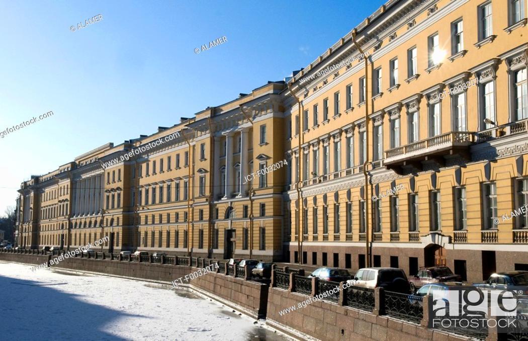 Stock Photo: Russia, St Petersburg.