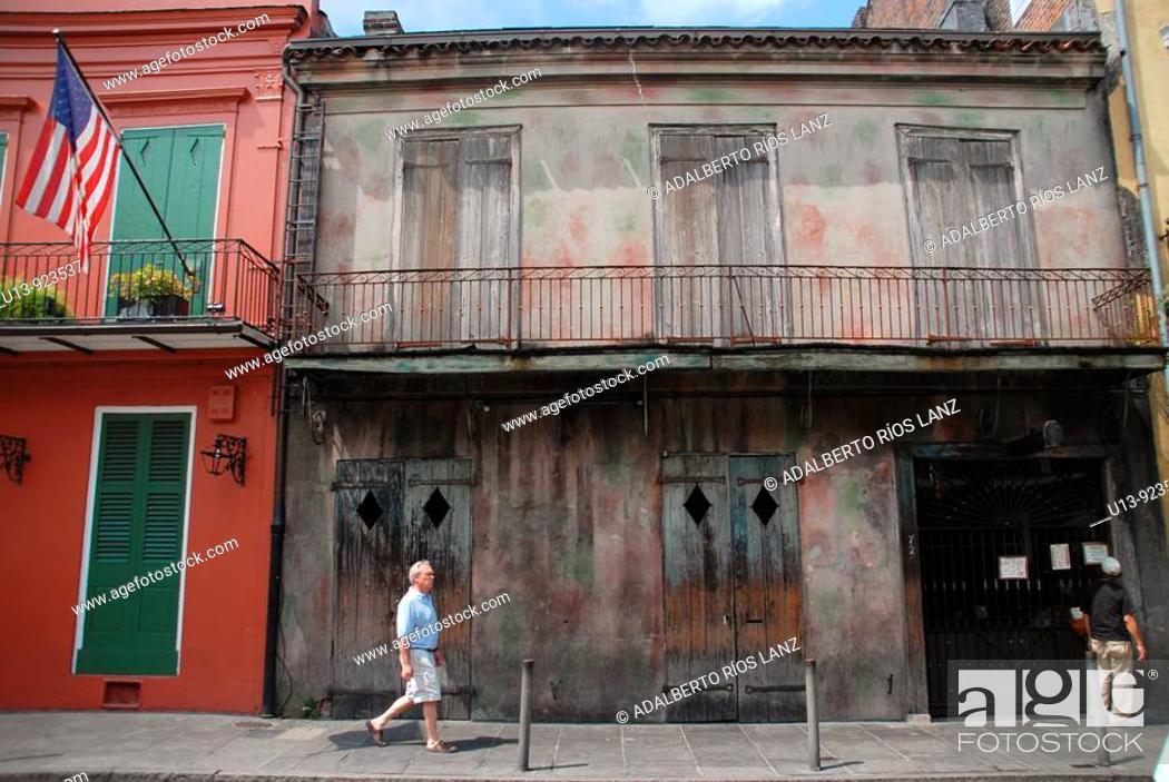 Stock Photo: New Orleans, Louisiana.