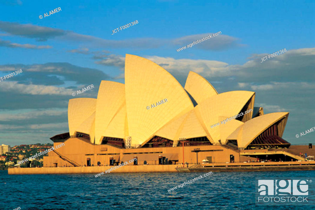 Stock Photo: Australia, Sydney Opera house.