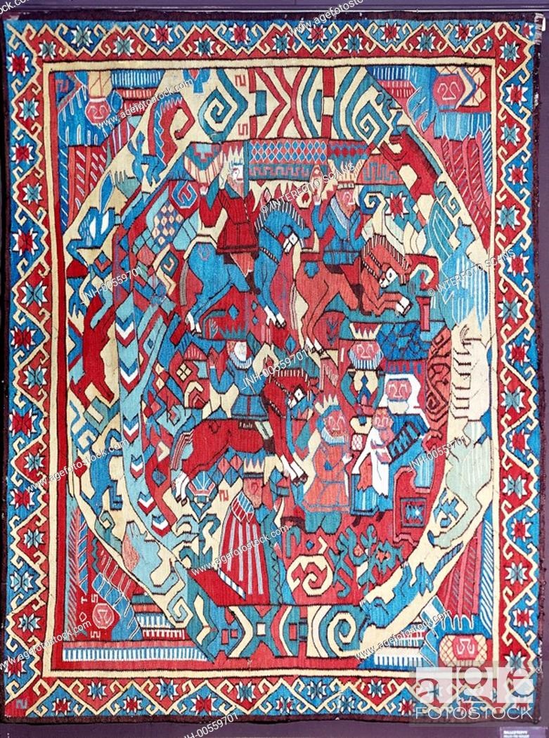 Teppich König Bonn bauernteppich teppich bildteppich gobelin bauern kunst