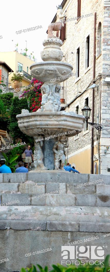 Imagen: Italy,Taormina.