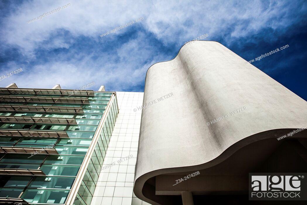 Imagen: Museu d'Art Contemporani de Barcelona, Spain.