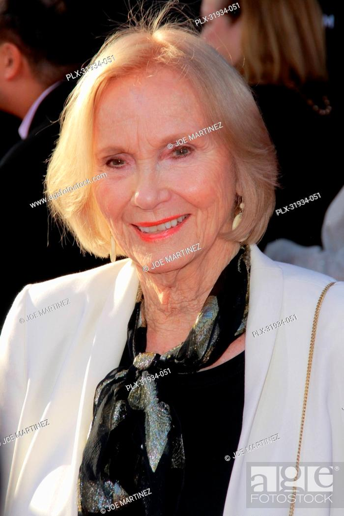 Stock Photo: Eva Marie Saint at the 2013 TCM Classic Film Festival Gala Opening Night Screening of Funny Girl. Arrivals held at TCL Chinese Theater in Hollywood, CA.