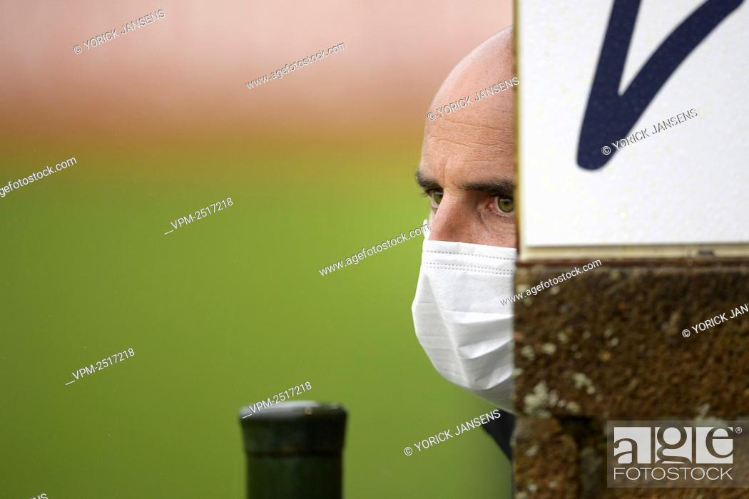 Stvv S Head Coach Kevin Muscat Pictured During A Friendly Match Between Jupiler Pro League Team Stock Photo Picture And Rights Managed Image Pic Vpm 2517218 Agefotostock