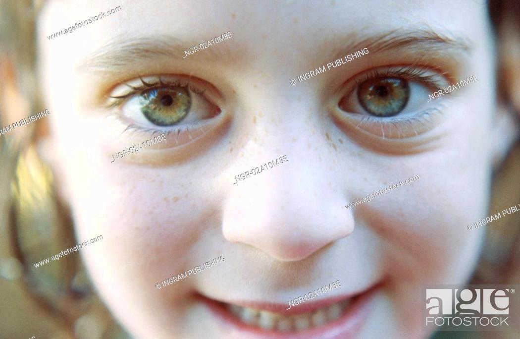 Stock Photo: Happy Child.