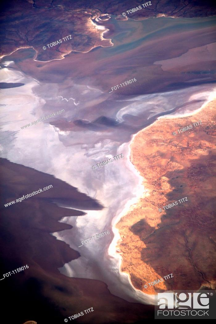 Stock Photo: Pilbara landscape.