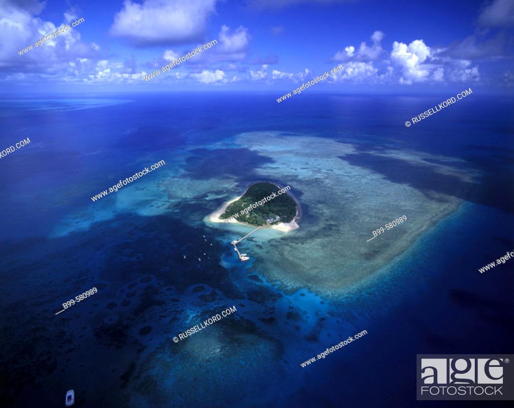 Green Island Spa Resort Great Barrier Reef North