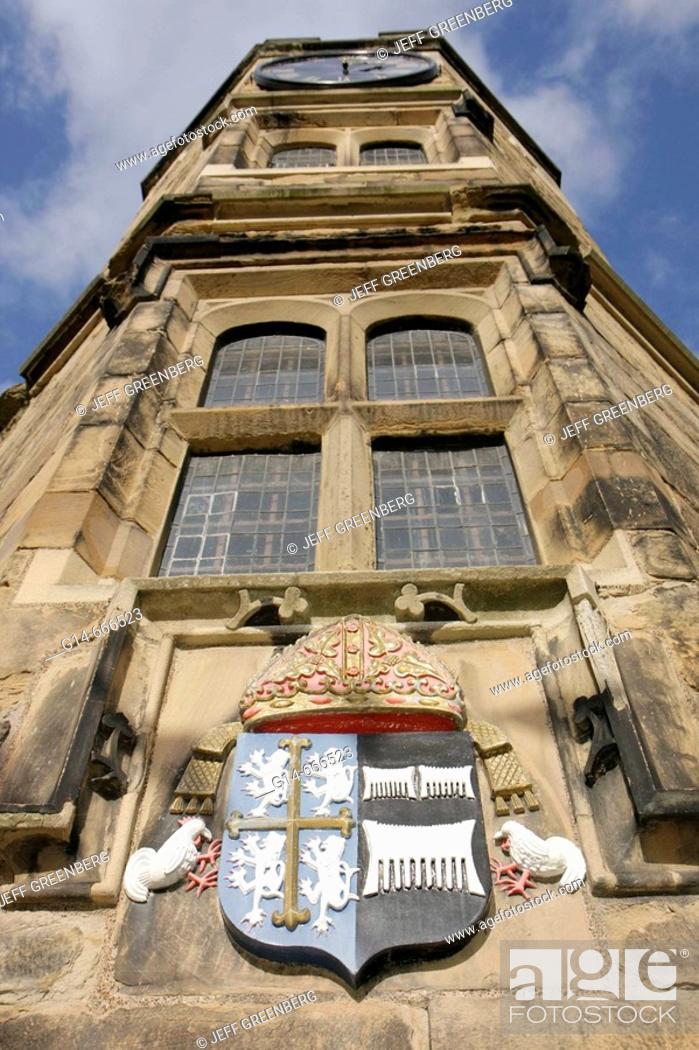 Uk England County Durham Durham City Durham Castle University