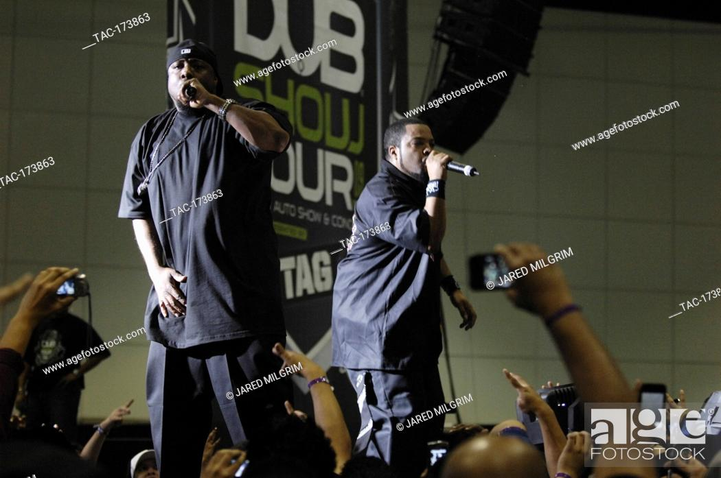 Rapper Ice Cube And Wc Perform At The Dub Show In Los Angeles