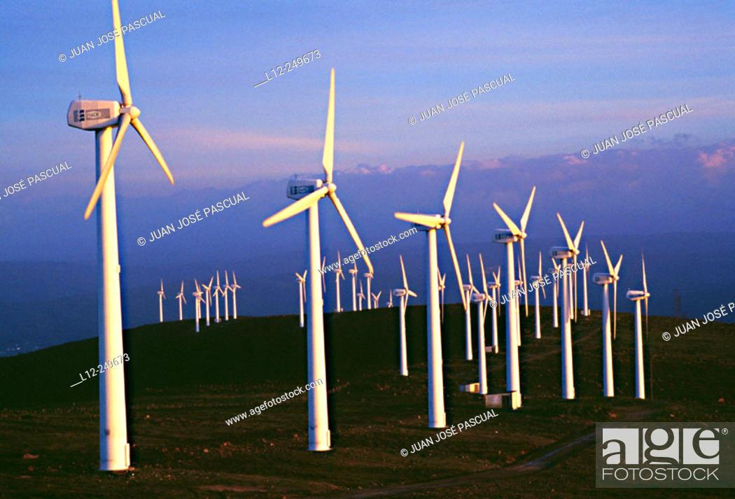 Stock Photo: Vixia Herbeira. A Coruña province. Spain.