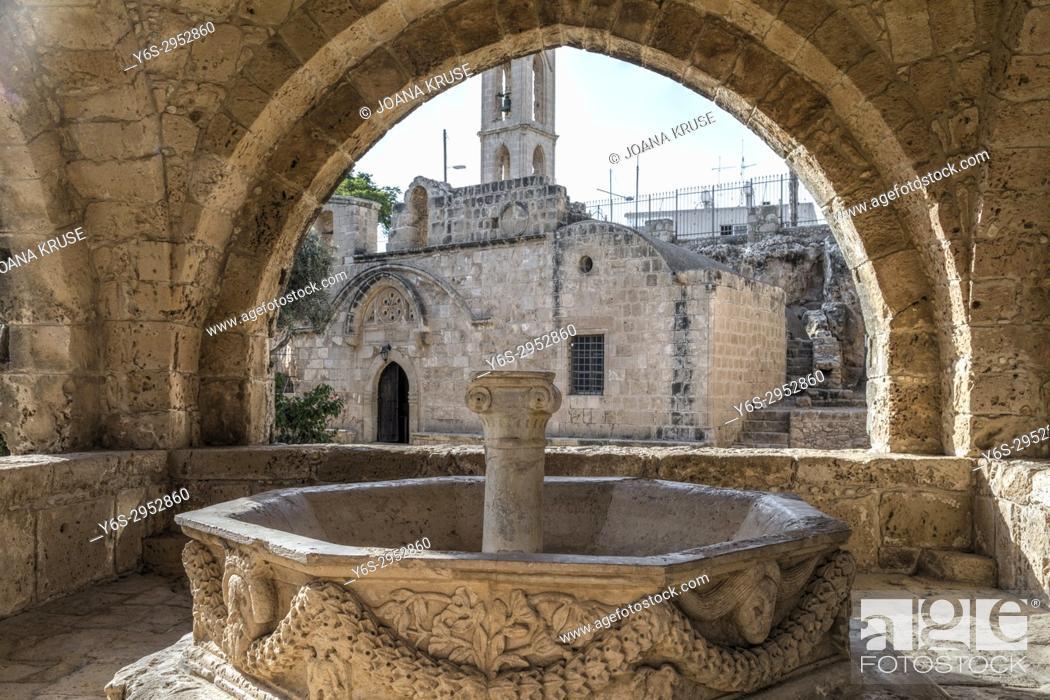 Imagen: Ayia Napa Monastery, Agia Napa, Cyprus.