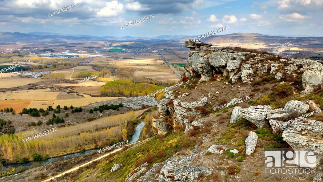 Imagen: Las Tuerces, Palencia, Castilla y León, Spain, Europe.