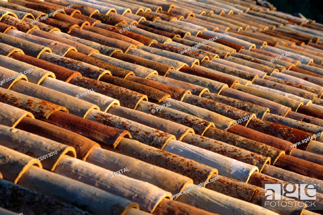 Stock Photo: Tiles.