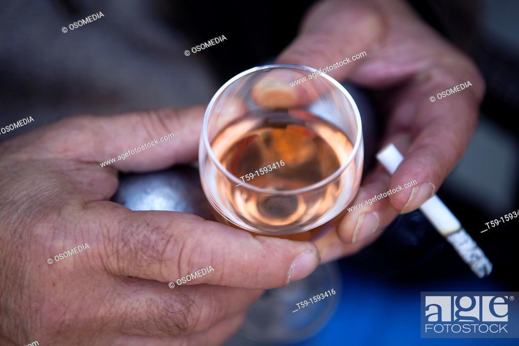 Stock Photo: Boule at Saint Paul de Vence at french Cote d Azur.