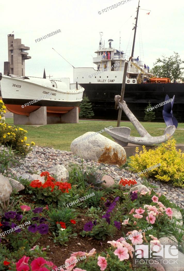 Sault Ste  Marie, Michigan, Lake Superior, Museum Ship