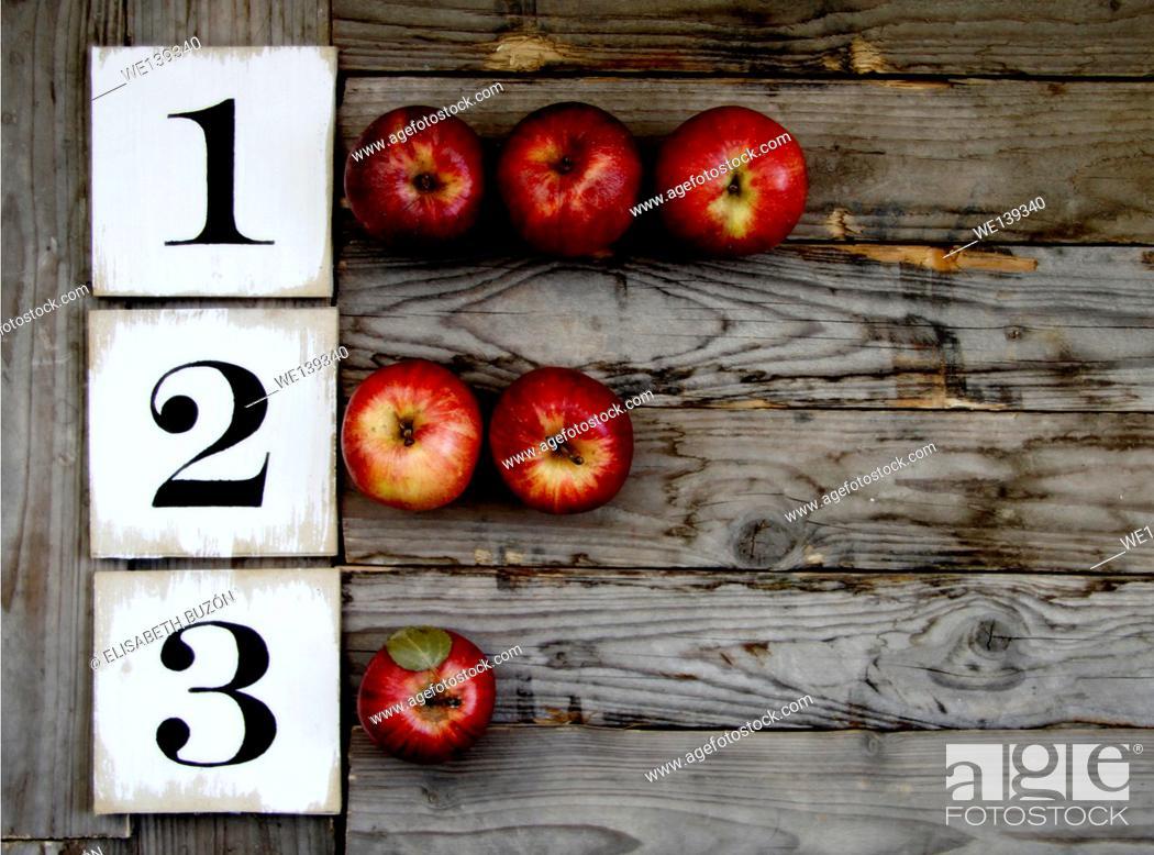 Photo de stock: fruit.