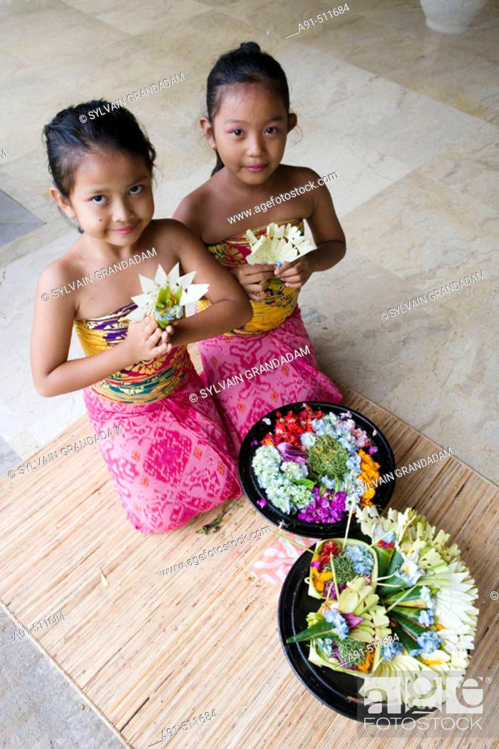 Stock Photo: Luxury Hotel Four-seasons in Jimbaran by the seaside. Island of Bali. Indonesia.