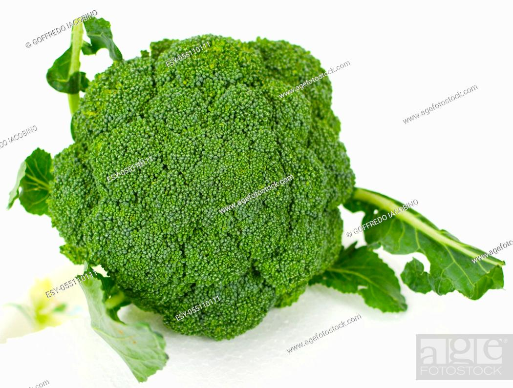 Stock Photo: natural foods for healty diet with vegetables.