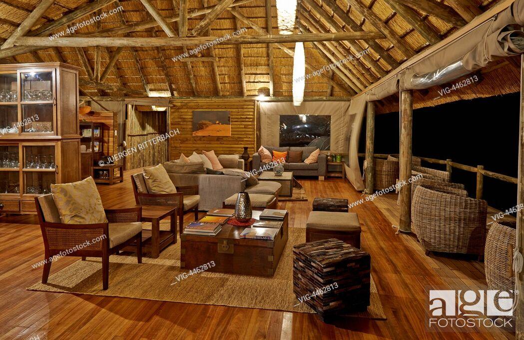 Imagen: Rooiputs Lodge, Kgalagadi Transfrontier Park, Kalahari, South Africa, Botswana, Africa - Kgalagadi Transfrontier Park, South Africa, Botswana, 24/02/2014.