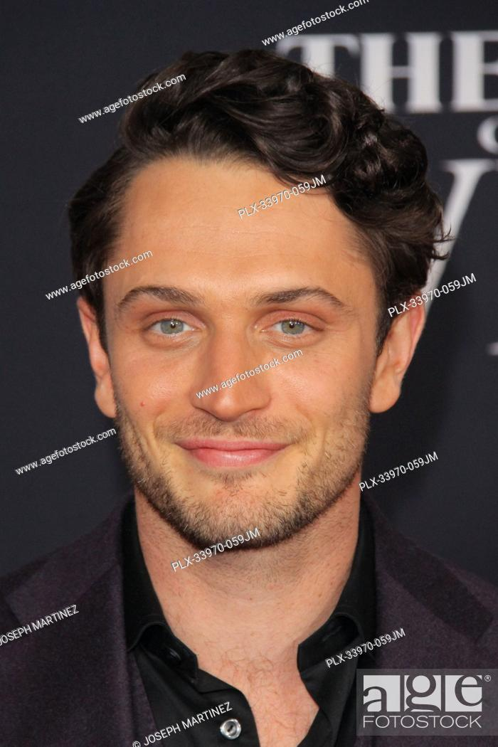 """Stock Photo: Colin Woodell at """"""""The Call Of The Wild"""""""" World Premiere held at El Capitan Theatre in Los Angeles, CA, February 13, 2020."""
