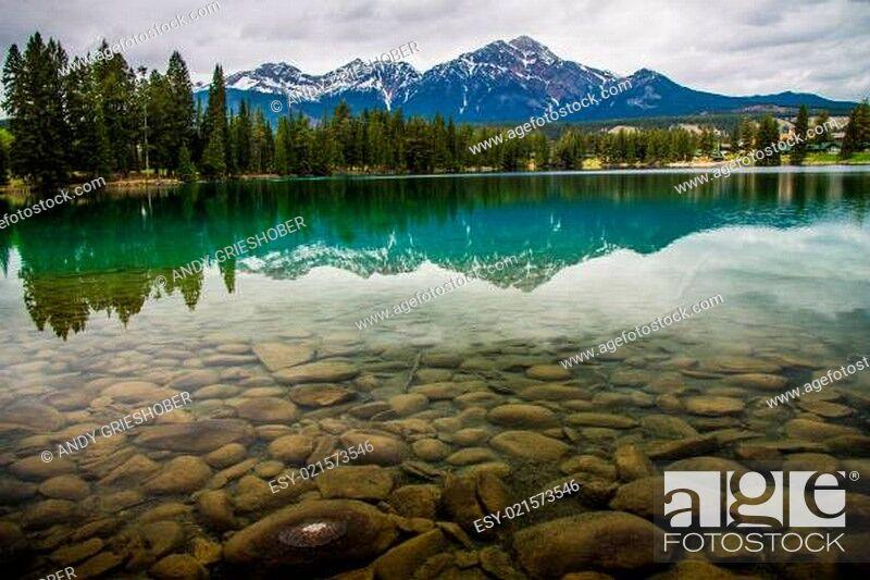 Stock Photo: Beautiful BC, Amazing Alberta.
