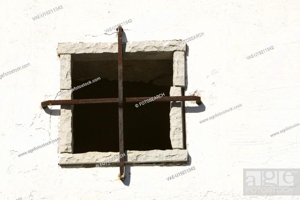 Stock Photo: Structure, Window.