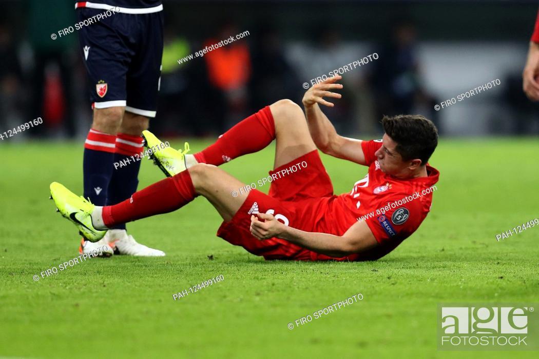 firo: 18.09.2019, Football, Champions League, Season 2019