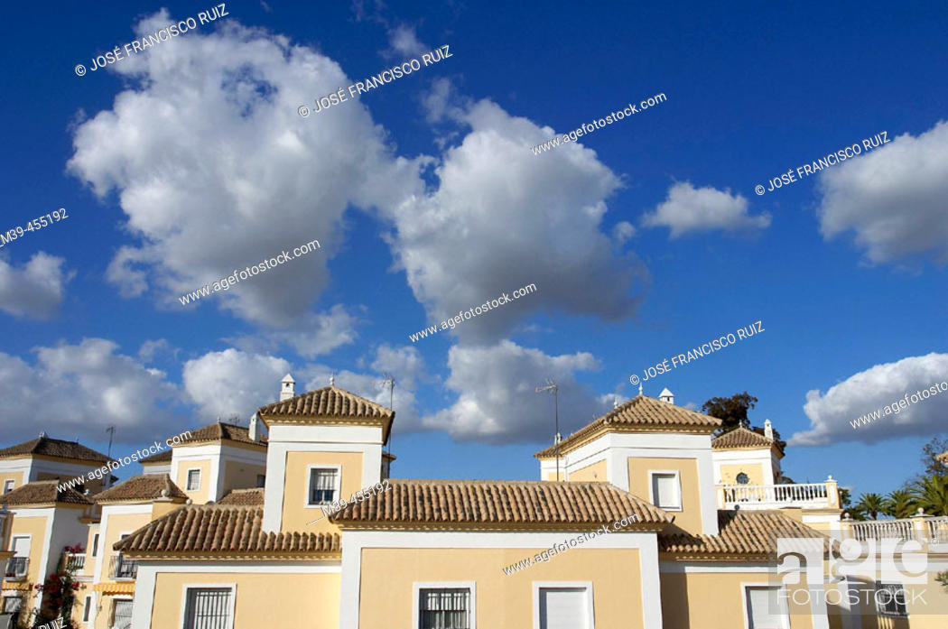 Stock Photo: Dos Hermanas. Sevilla province, Andalusia, Spain.