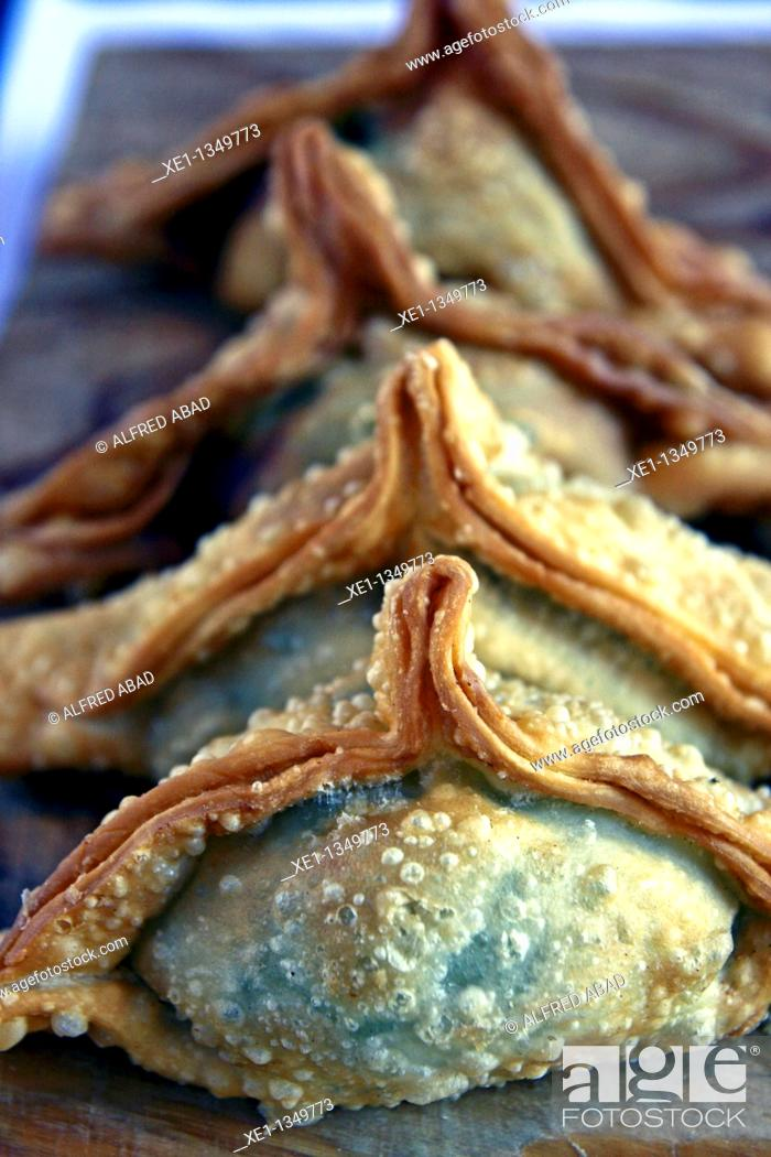 Stock Photo: Argentinian pies.