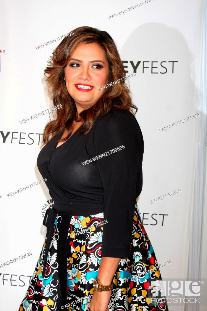 6315f5a33a Stock Photo - PaleyFEST 2014 Fall TV Preview - ABC Featuring  Cristela  Alonzo Where  Beverly Hills