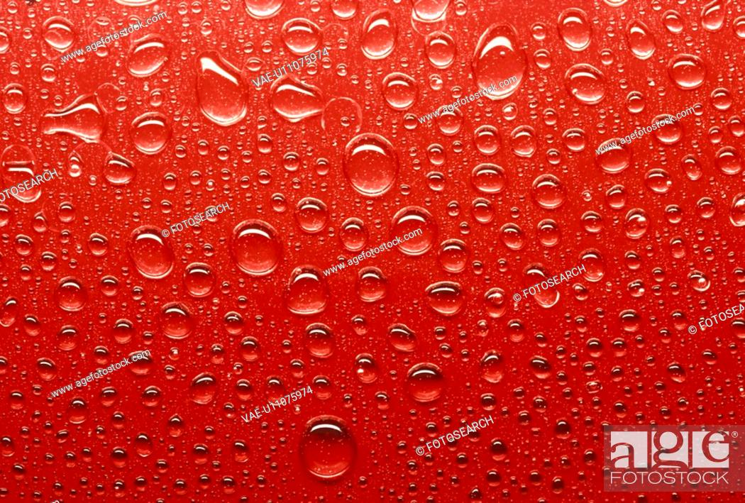 Stock Photo: background, Bernhard, cow, dotted, drip, drop.