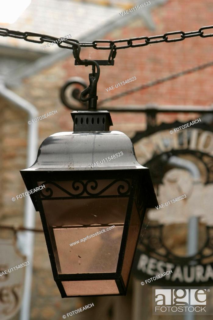 Stock Photo: Bulb, Chain, Close-Up, Covering, Decorative.