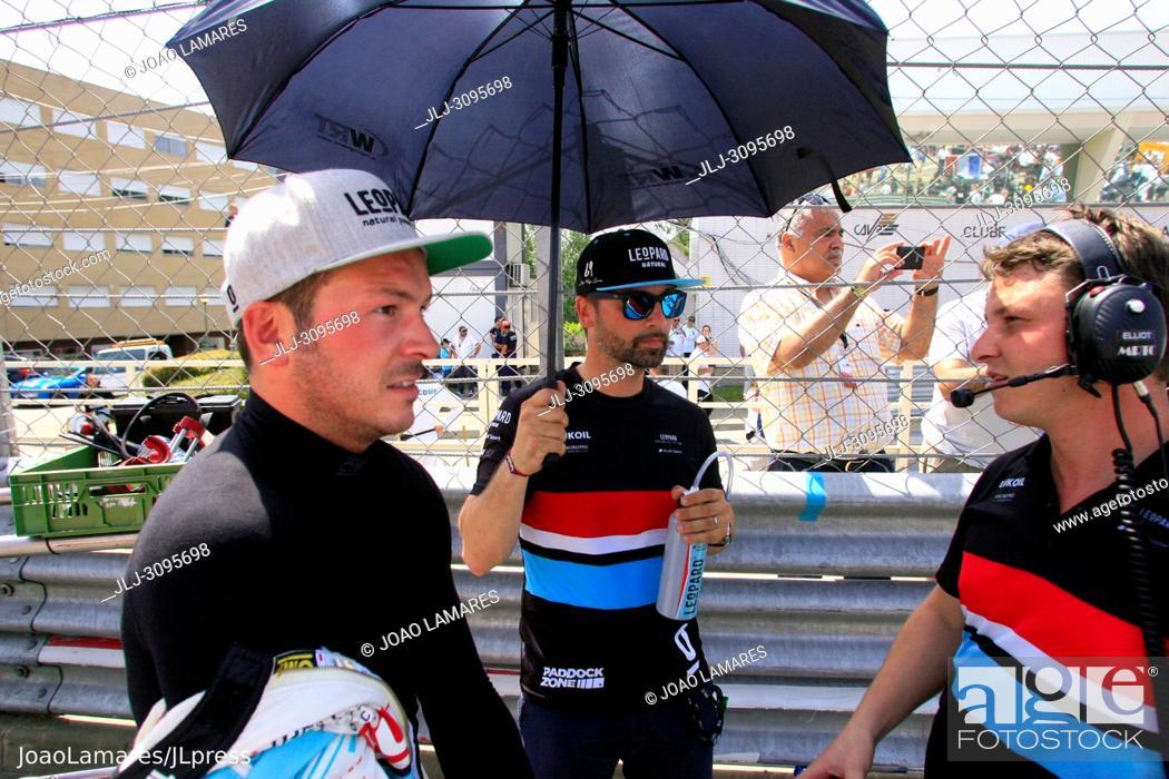 Stock Photo: JK Vernay, Audi RS3 LMS #69, WTCR Race of Portugal, Vila Real 23-25 de June 2018.