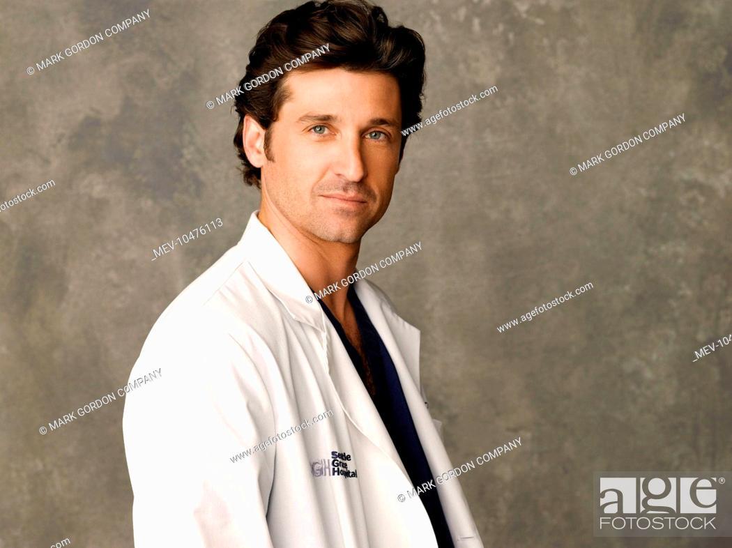 Greys Anatomy Us Tv Series 2005 Series3 Patrick Dempsey As Dr