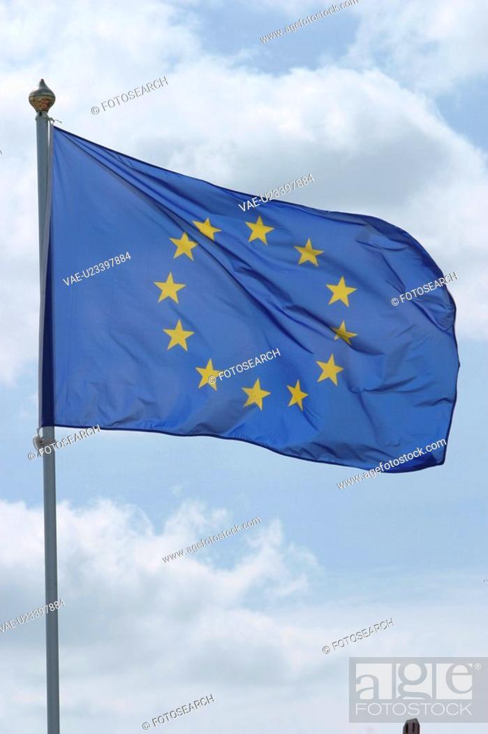 Stock Photo: Flag, Nation, Nationality.