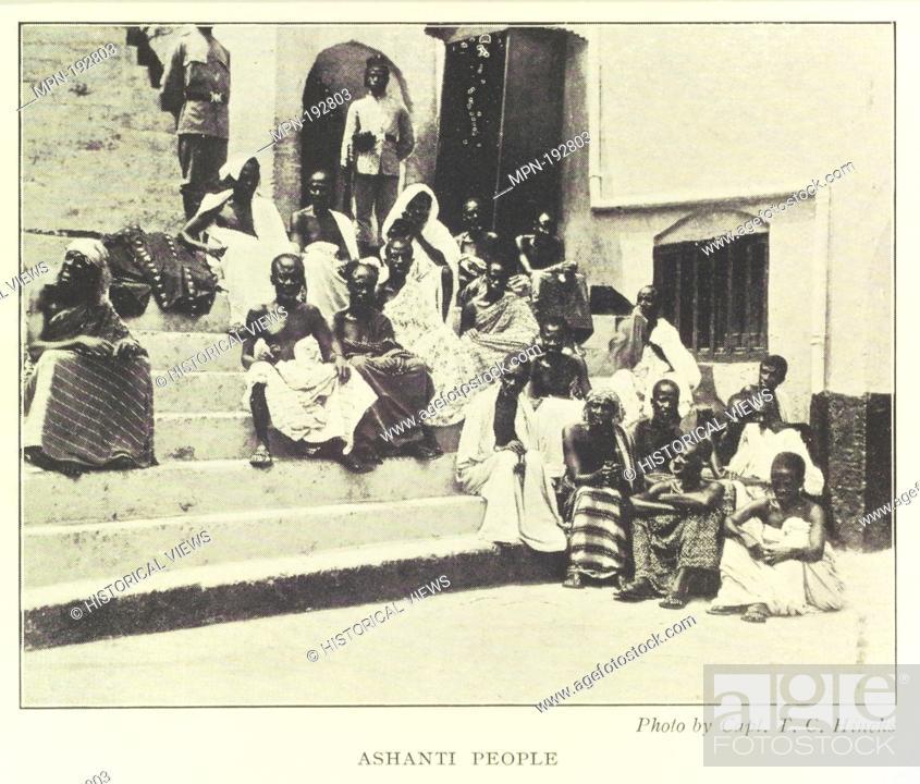 Ashanti dating historie