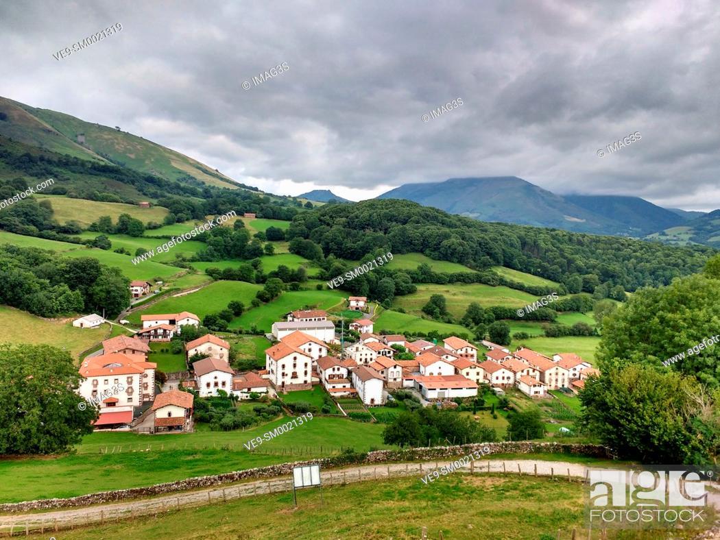 Imagen: Amaiur, Baztán valley. Navarre. Spain.