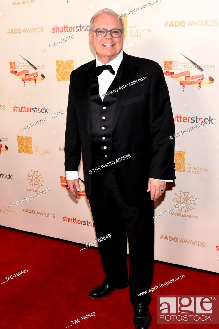 Stock Photo: John Shaffner attends the 22nd Art Directors Guild's Excellence In Production Design Awards Hollywood & Highland Center at The Dolby Ballroom in Hollywood<.