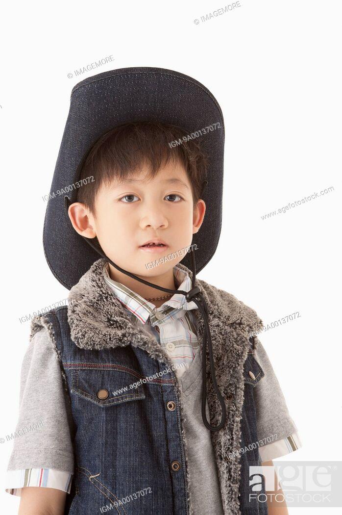 Imagen: Portrait of cowboy.