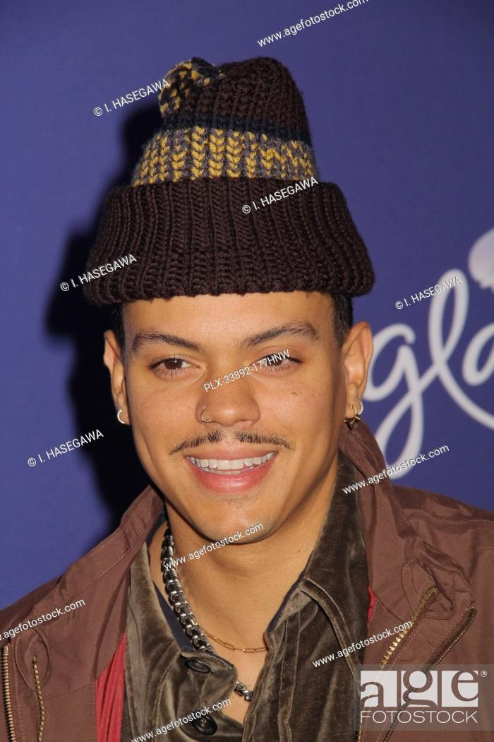 """Stock Photo: Evan Ross 11/07/2019 The World Premiere of """"""""Frozen 2"""""""" held at the Dolby Theatre in Los Angeles, CA. Photo by I. Hasegawa / HNW / PictureLux."""