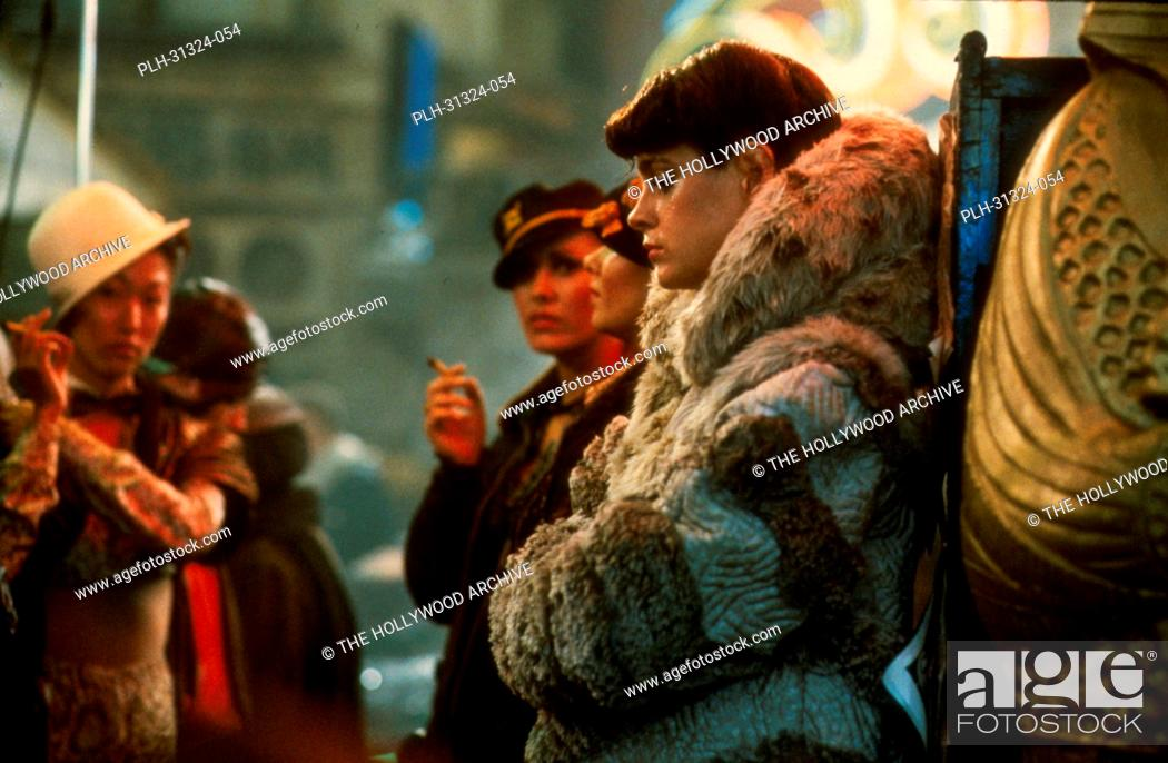 Stock Photo: Blade Runner 1982.