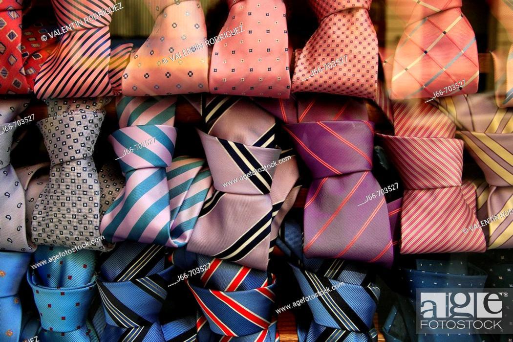 Stock Photo: Ties.